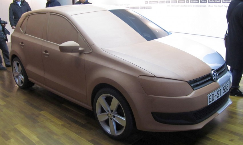 Volkswagen – the light shines bright in car city Image #115899