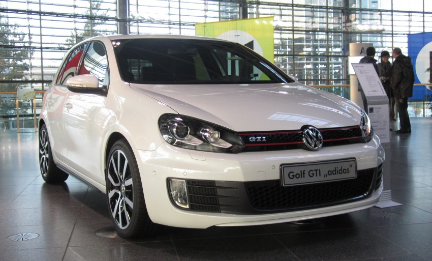 Volkswagen – the light shines bright in car city Image #115891