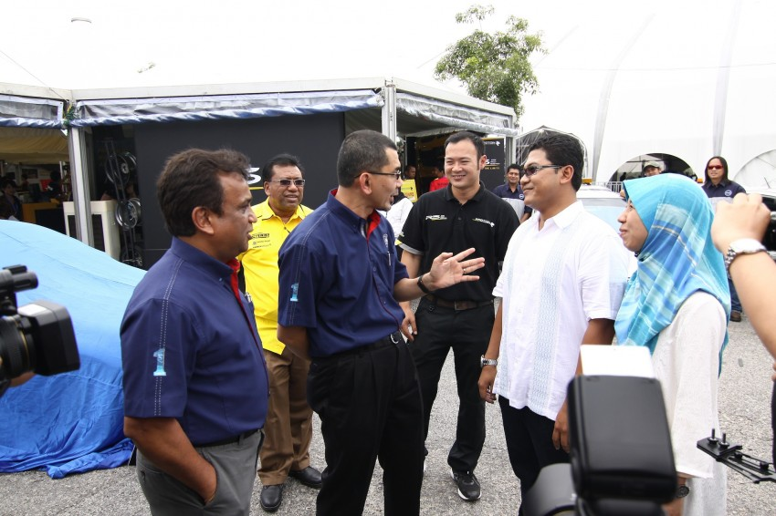 MEGA GALLERY: Proton Power of 1, Bukit Jalil Image #94819