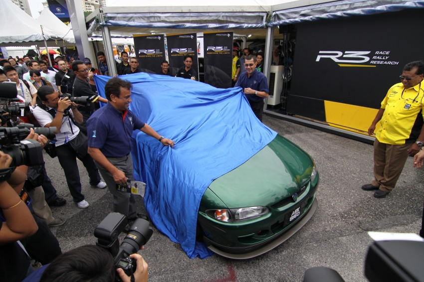 MEGA GALLERY: Proton Power of 1, Bukit Jalil Image #94821