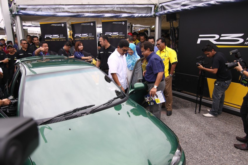 MEGA GALLERY: Proton Power of 1, Bukit Jalil Image #94822