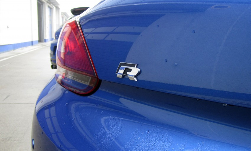 Volkswagen Golf R and Scirocco R siblings sampled Image #116392