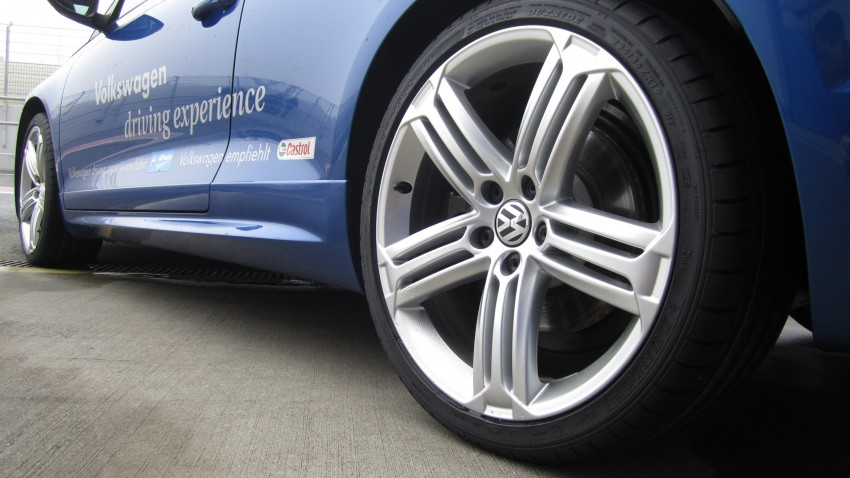 Volkswagen Golf R and Scirocco R siblings sampled Image #116394