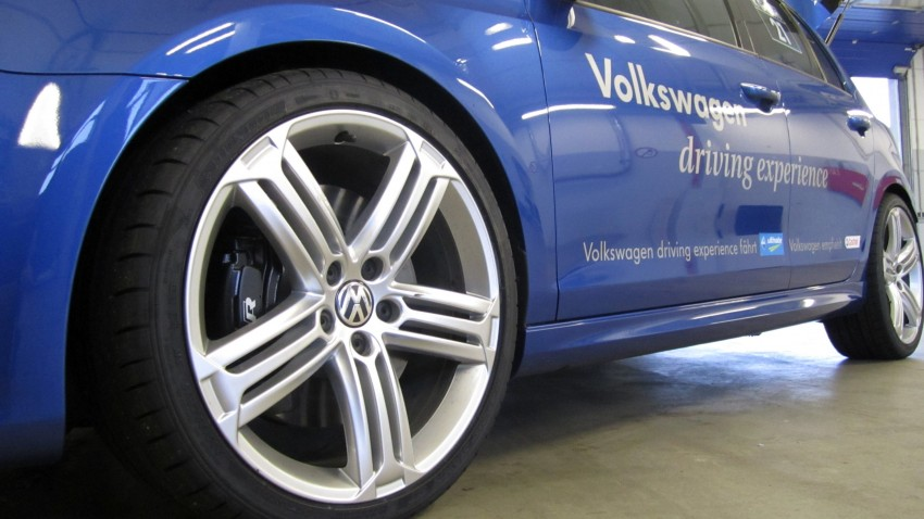 Volkswagen Golf R and Scirocco R siblings sampled Image #116399