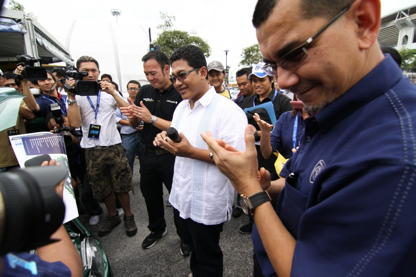 MEGA GALLERY: Proton Power of 1, Bukit Jalil Image #94828