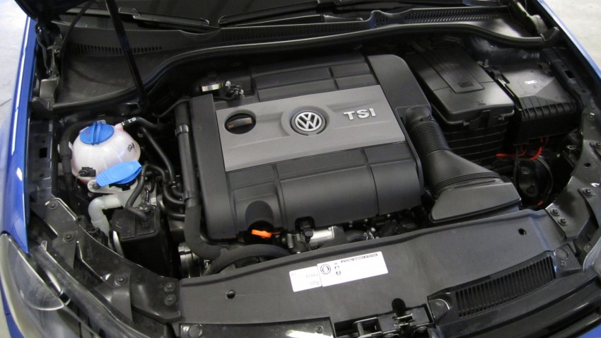 Volkswagen Golf R and Scirocco R siblings sampled Image #116401