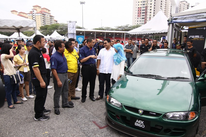 MEGA GALLERY: Proton Power of 1, Bukit Jalil Image #94829