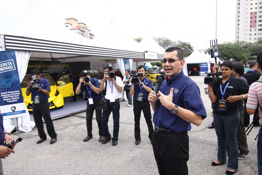 MEGA GALLERY: Proton Power of 1, Bukit Jalil Image #94830