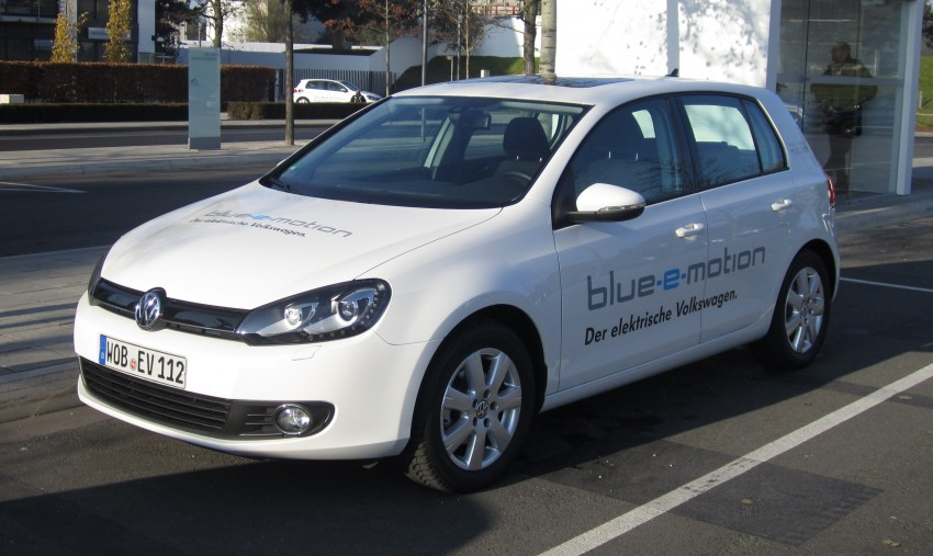 Volkswagen – the light shines bright in car city Image #115880