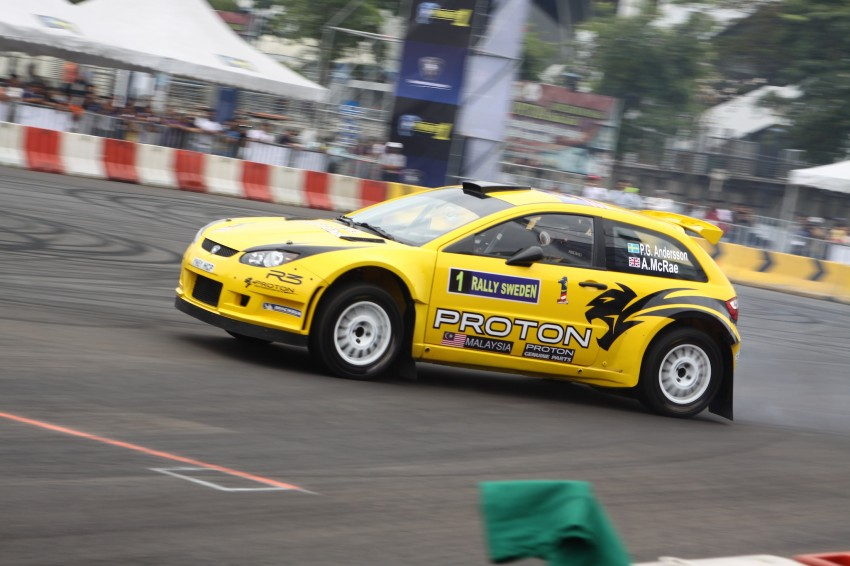 MEGA GALLERY: Proton Power of 1, Bukit Jalil Image #94897