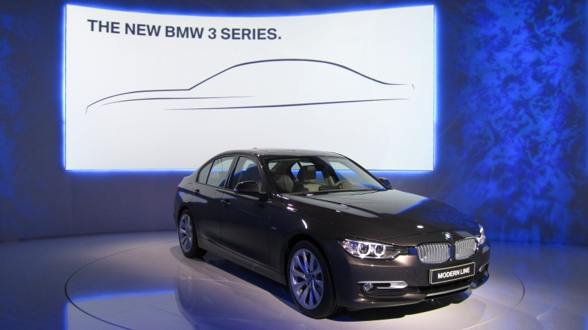 DRIVEN: BMW F30 3 Series – 320d diesel and new four-cylinder turbo 328i sampled in Spain! Image #85274