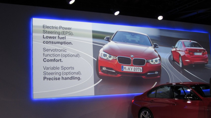 DRIVEN: BMW F30 3 Series – 320d diesel and new four-cylinder turbo 328i sampled in Spain! Image #85255