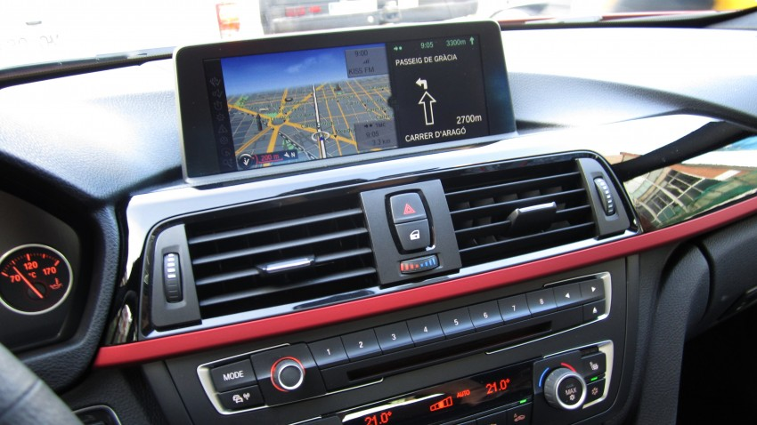 DRIVEN: BMW F30 3 Series – 320d diesel and new four-cylinder turbo 328i sampled in Spain! Image #85199