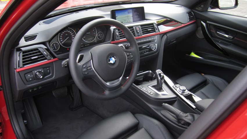 BMW F30 3-Series Test Drive Review – 320d diesel and new four cylinder turbo 328i sampled in Spain! Image #85222