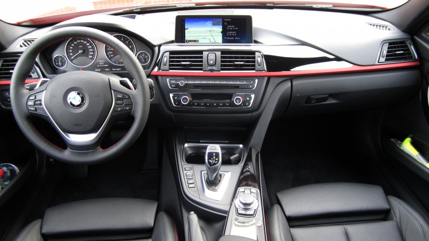 DRIVEN: BMW F30 3 Series – 320d diesel and new four-cylinder turbo 328i sampled in Spain! Image #85235