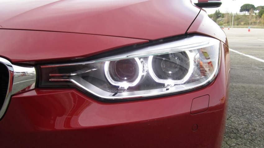 DRIVEN: BMW F30 3 Series – 320d diesel and new four-cylinder turbo 328i sampled in Spain! Image #85232