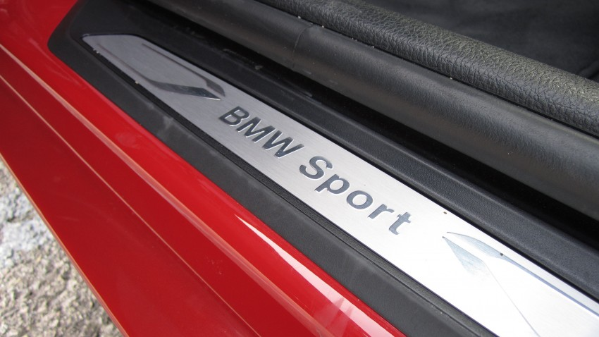 BMW F30 3-Series Test Drive Review – 320d diesel and new four cylinder turbo 328i sampled in Spain! Image #85224