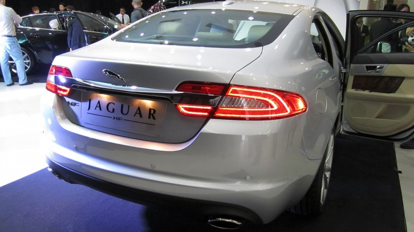 Jaguar XF facelift arrives in Malaysia – 3.0 V6 petrol, Diesel S and XFR 5.0 V8 Supercharged are the available variants Image #83912