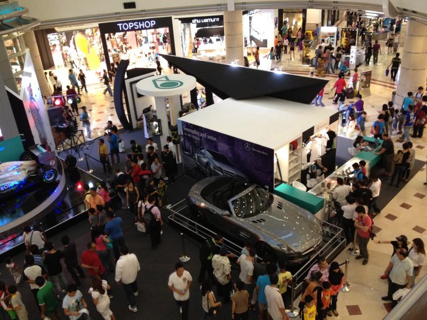 PETRONAS Malaysia Grand Prix Showcase now at KLCC Image #94384