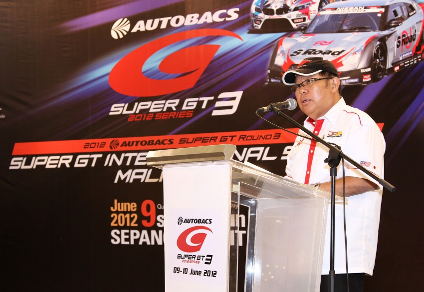 Super GT 2012 Round 3 announced – bigger event this year Image #100582