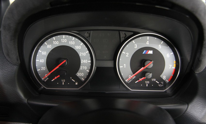 BMW 1 Series M Coupe: only 3 for Malaysia, RM509k Image #113373