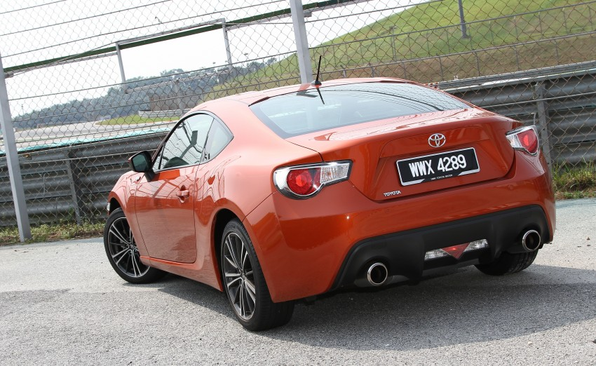 DRIVEN: Toyota 86 – a true gem under the veneer Image #115616