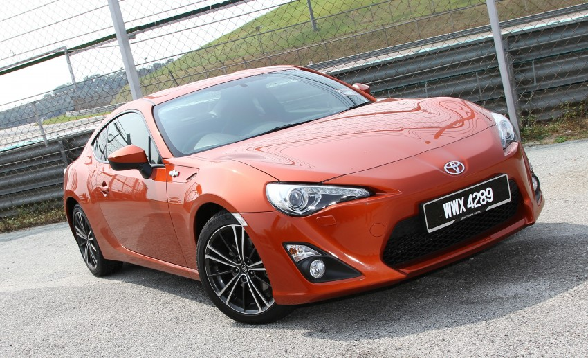 DRIVEN: Toyota 86 – a true gem under the veneer Image #115620