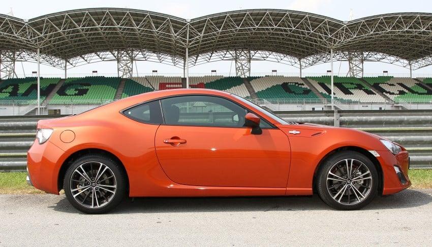 DRIVEN: Toyota 86 – a true gem under the veneer Image #115617