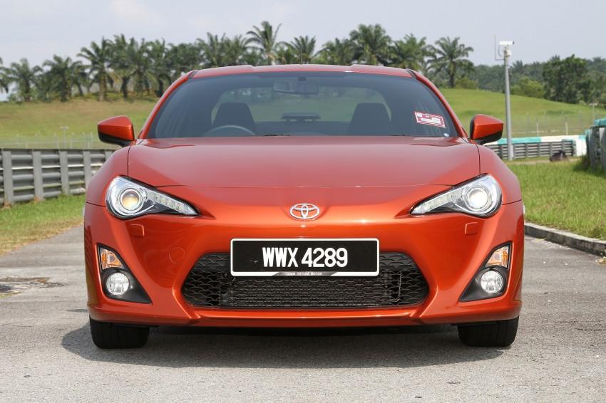 DRIVEN: Toyota 86 – a true gem under the veneer Image #115615