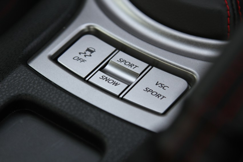 DRIVEN: Toyota 86 – a true gem under the veneer Image #115609