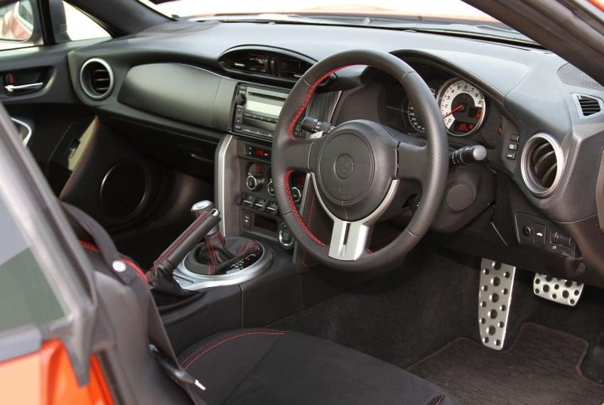 DRIVEN: Toyota 86 – a true gem under the veneer Image #115621