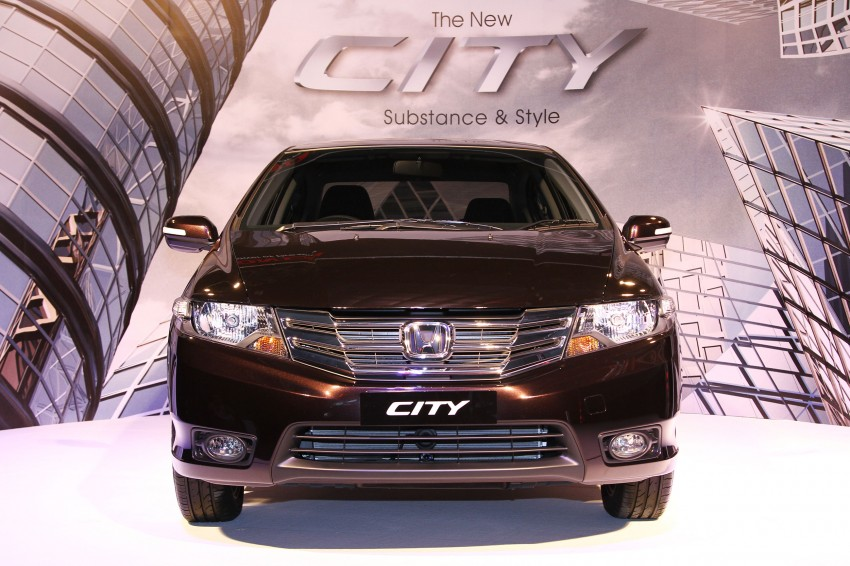 Honda City facelift launched, now with 5-year warranty Image #113616