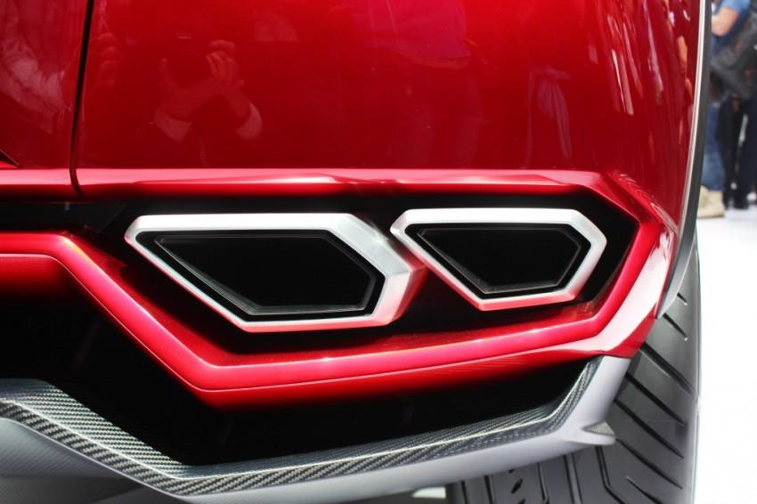 Lambo Urus concept SUV makes world debut in Beijing Image #102452