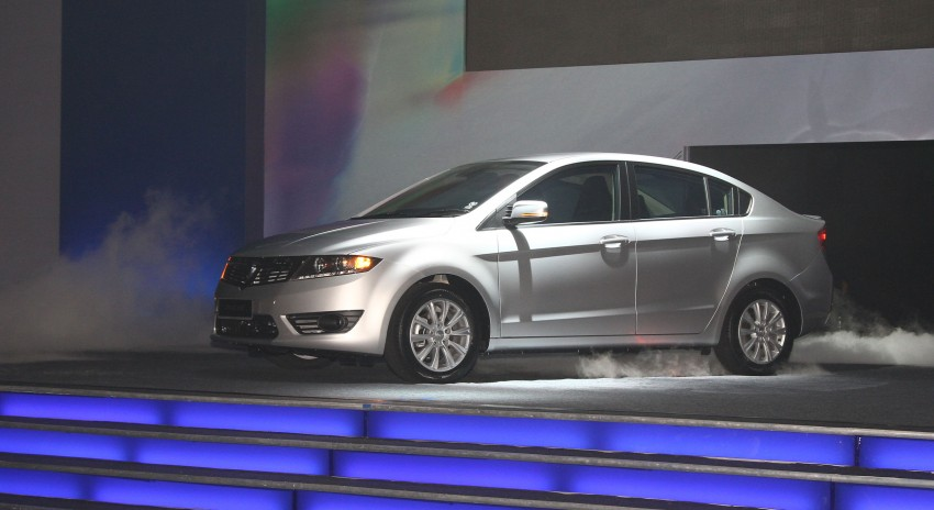 Proton Prevé with 1.6 turbo launched: RM60k – RM73k! Image #101192