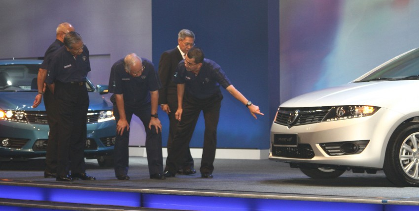 Proton Prevé with 1.6 turbo launched: RM60k – RM73k! Image #101194