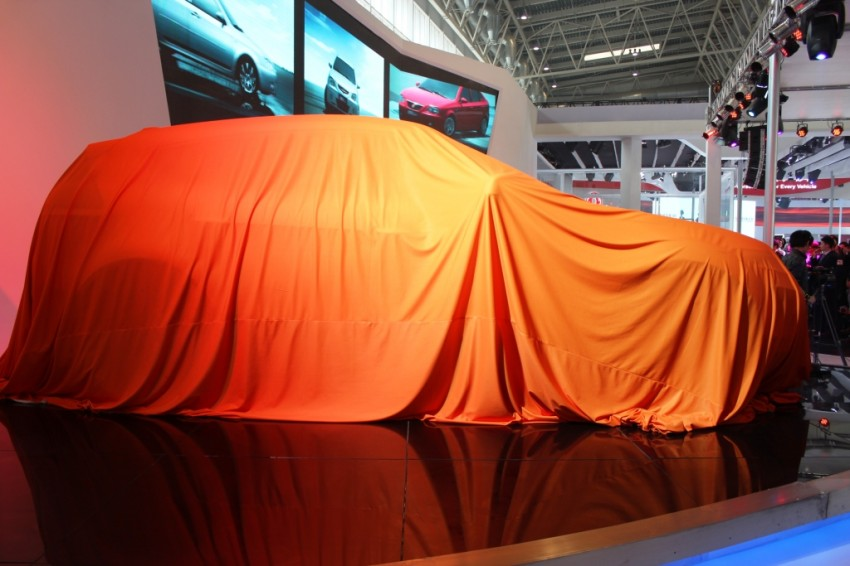 Youngman Lotus T5 – could this be Proton's new SUV? Image #102365