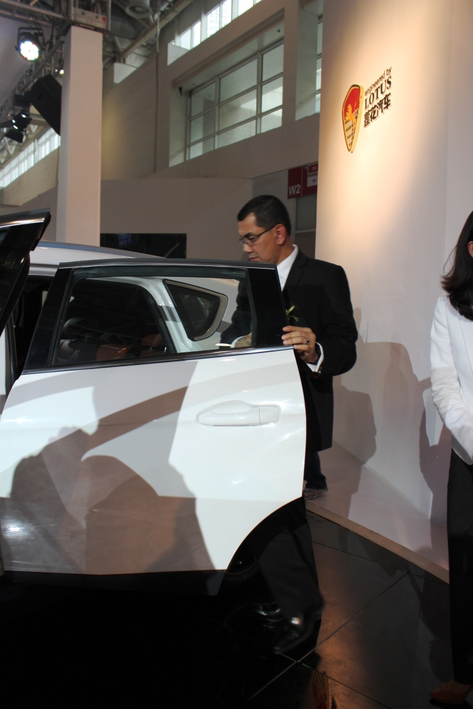 Youngman Lotus T5 – could this be Proton's new SUV? Image #102376