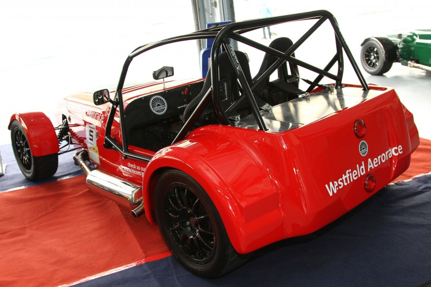 Westfield fields two cars at Sepang: we try them! Image #114754
