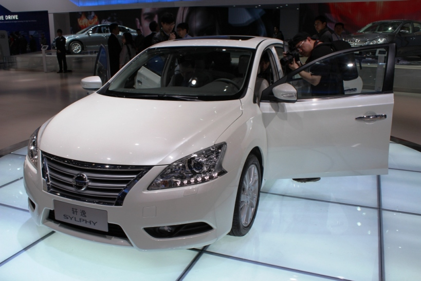 Nissan Sylphy gets new engine and updated CVT Image #102653