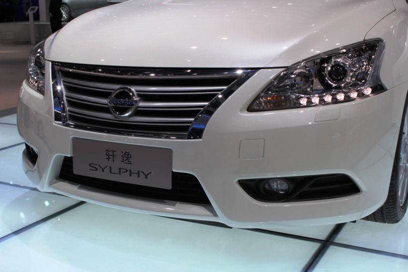 Nissan Sylphy gets new engine and updated CVT Image #102654