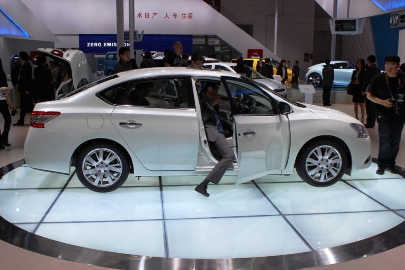 Nissan Sylphy gets new engine and updated CVT Image #102656