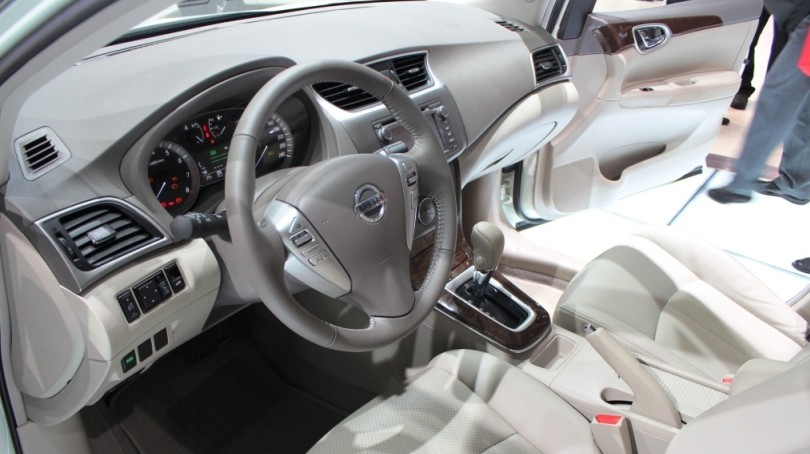 Nissan Sylphy gets new engine and updated CVT Image #102658