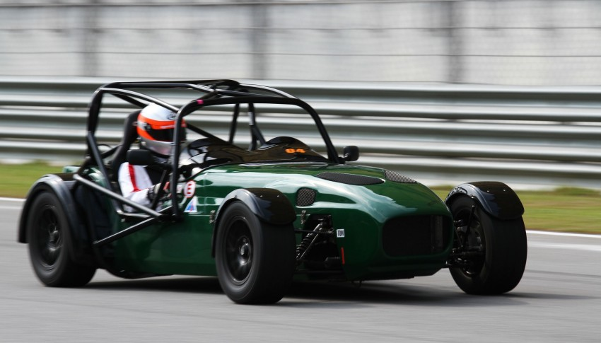 Westfield fields two cars at Sepang: we try them! Image #114801