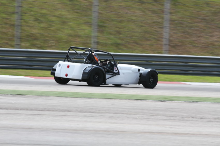 Westfield fields two cars at Sepang: we try them! Image #114808