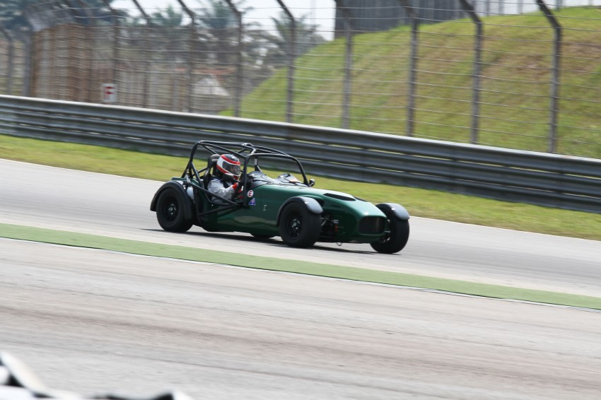 Westfield fields two cars at Sepang: we try them! Image #114809