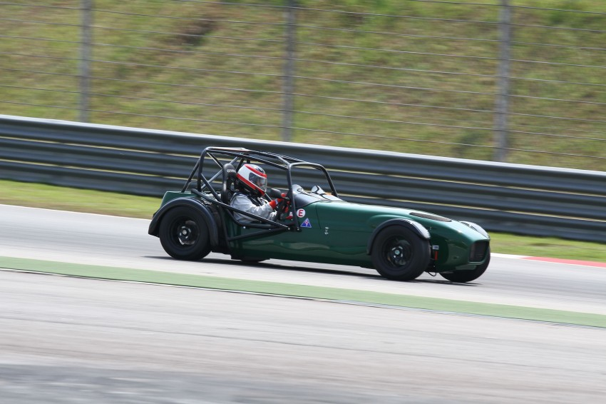 Westfield fields two cars at Sepang: we try them! Image #114810