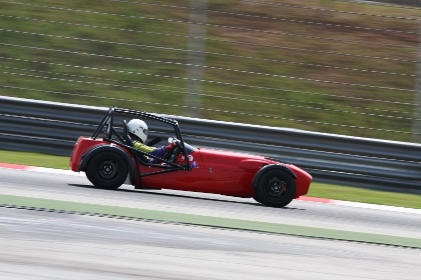 Westfield fields two cars at Sepang: we try them! Image #114812