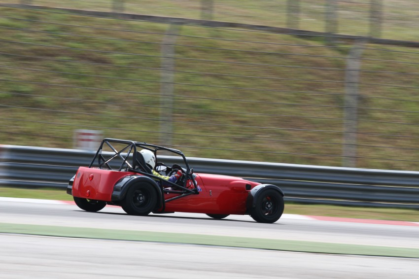 Westfield fields two cars at Sepang: we try them! Image #114813