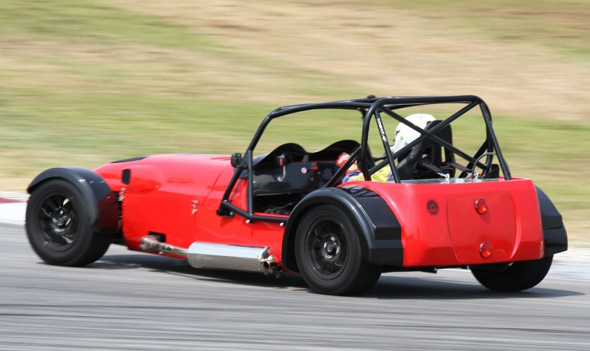 Westfield fields two cars at Sepang: we try them! Image #114814