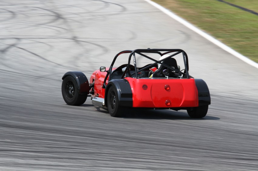 Westfield fields two cars at Sepang: we try them! Image #114815